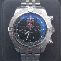 Breitling Chronomat Blackbird limited edition NOS