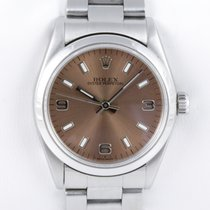 Rolex Oyster Perpetual Medium Mid Chronometer Stahl  Automatic