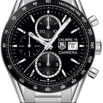 TAG Heuer Carrera Chronograph Tachymeter cv201aj.ba0727