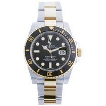 Rolex Submariner Date 116613LN Box and Papers