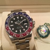 Ρολεξ (Rolex) GMT MASTER II WHITE GOLD