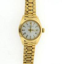 Rolex Vintage Lady Date Gold president bracelet