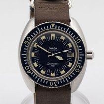 "Omega Vintage Omega Seamaster 120 Deep Blue"""""