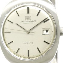 IWC Vintage Iwc Schaffhausen Date Steel Automatic Mens Watch...