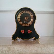 Jaeger-LeCoultre Swiss Jaeger 8 Days Alarm Table Clock OFFER