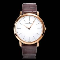 Jaeger-LeCoultre Master Ultra Thin 1907 Gold
