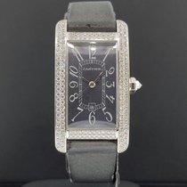 Cartier Tank Americaine Medium Factory Diamond WB710002...