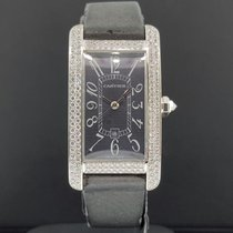 Cartier Tank Americaine Medium Factory Diamond WB710002...