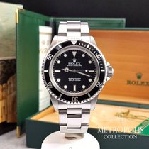 Rolex Submariner No Date 5513 / 1988 R-serial / Box and Papers