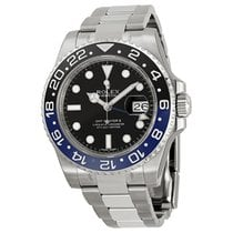 Rolex Gmt Master Ii M116710blnr-0002 Watch