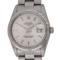 Rolex : Date :  15200 :  Stainless Steel : silver dial