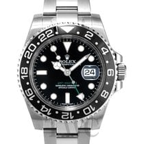 ロレックス (Rolex) GMT-Master II Black/Steel Ø40mm - 116710 LN
