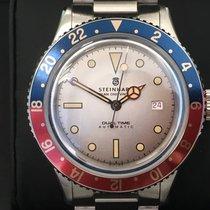 Steinhart Ocean 1 vintage Dual Time Premium