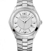 Ebel Sport Steel Case, Galvanic Silver Dial, Date