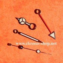 Rolex AIGUILLES / HANDSET TRITIUM GMT 16750, 16700 CAL 3075