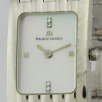 Maurice Lacroix CLASSIC 18K WHITE GOLD LADIES