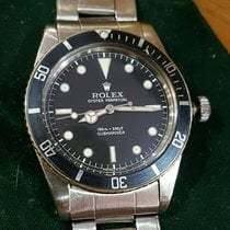 "롤렉스 (Rolex) Box/Paper Vintage Submariner no date ""James..."