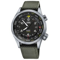 Oris Men's 733 7705 4134-07 5 23 14FC Big Crown Propilot...
