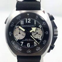 Chronographe Suisse Cie Mangusta Supermeccanica NIB