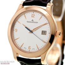 Jaeger-LeCoultre Master Control 40mm Ref-139-24-20 18k Rose...