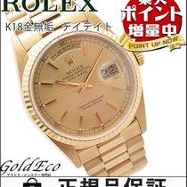 ロレックス (Rolex) 【超美品】ROLEX【ロレックス】  デイデイト メンズ腕時計【中古】 Ref.18238...