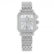 Michele Deco 0.60 Ct Diamond Chronograph Quartz Women's Watch