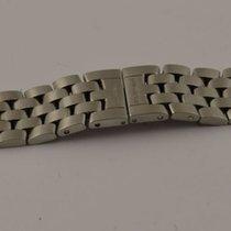 Longines Dolce Vita Stahl Armband Bracelet Rar Stahl/stahl 16mm