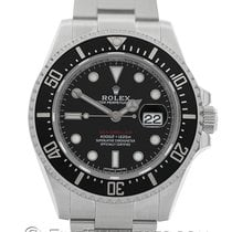 Rolex Sea-Dweller 4000 Single Red LC 10 126600