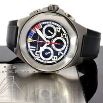 Girard Perregaux Wristwatch: sporty, limited-edition flyback-c...
