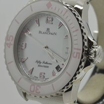 Blancpain FIFTY FATHOMS AUTOMATIQUE WHITE 5015114452