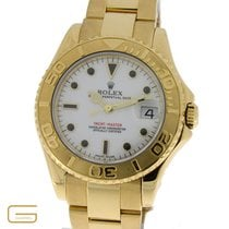 Rolex Yacht-Master Ref.168628 Medium 18K.Gold