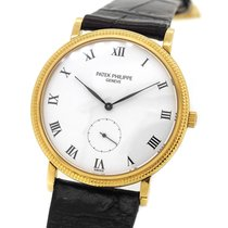 Patek Philippe 18K Gold Rome Dial 3919-J