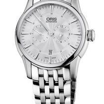 Oris Artelier Regulateur Steel