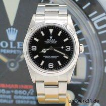 Rolex Explorer I Ref: 114270 mit Rolex Box von 2001