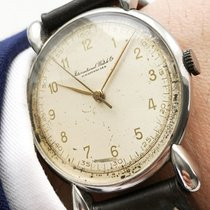 IWC Vintage IWC Center Second fluted lugs 35mm watch
