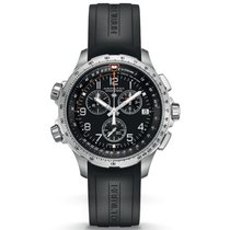 Hamilton Khaki X-Wind GMT Chrono Herrenuhr H77912335