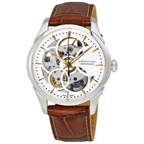 Hamilton Ladies H32405551 Jazzmaster Viewmatic Skeleton Auto
