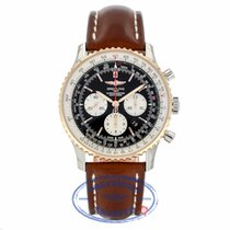 Breitling Navitimer 01 46mm Rose Gold and Stainless