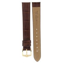 Hirsch Duke Brown Leather Strap 16mm