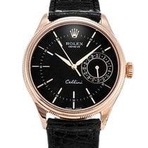 Rolex Cellini Date Ref. 50515 Schwarz