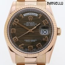 Rolex Day Date Roségold