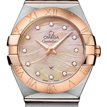 Omega Constellation Quartz 27 Mm - 123.20.27.60.57.002