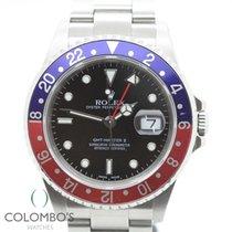 ロレックス (Rolex) GMT-Master II Serial Y