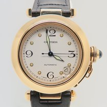 Cartier Pasha 18k Yellow Gold Automatic (Serviced)