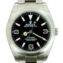 Rolex Explorer I 39mm Ref. 214270 COME NUOVO 05/2016 art. Re948