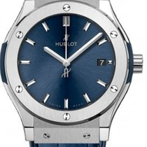 Hublot 581.nx.7170.lr Classic Fusion Ladies 33mm Quartz in...