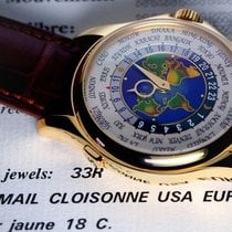 Patek Philippe World Time Cloisoneé