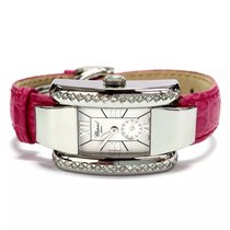 Chopard La Strada Stainless Steel Ladies Watch W/ Diamonds...