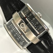 Harry Winston - Opus 9 500MAJMWW Black and Diamond Dial WG