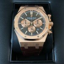 Audemars Piguet Royal Oak Chronograph Rosegold 41mm – Novelty